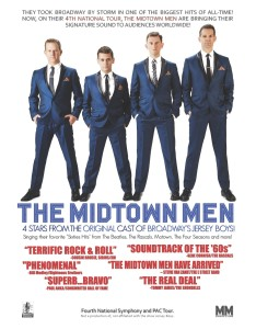 New Midtown Men Promo- One Sheet