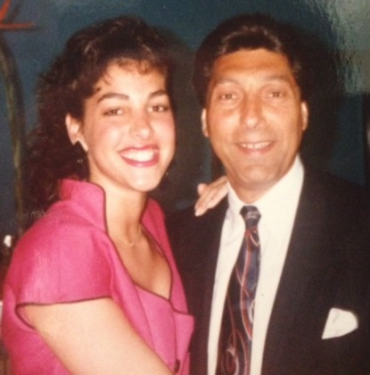 The Fund A Need was in honor of Jim Valvano's daughter, Jamie Valvano Howard, for genomic breast cancer research.