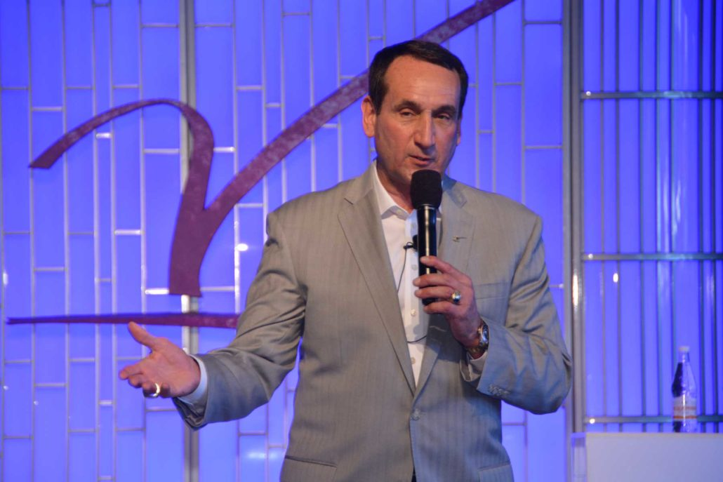 The V Foundation Wine Celebration, hosted by Coach K, shattered records raising over $10.6 million, with $7.8 million garnered in the Fund A Need for pediatric cancer research.