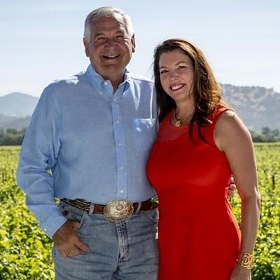 Alpha Omega Winery - Robin & Michelle Baggett