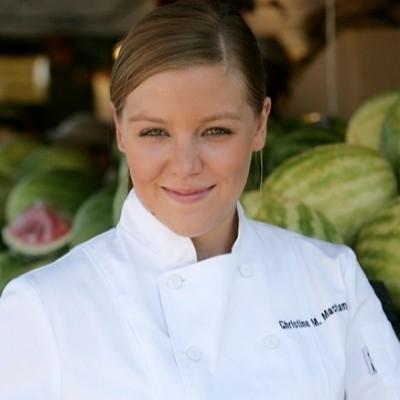 Chef Christina Machamer