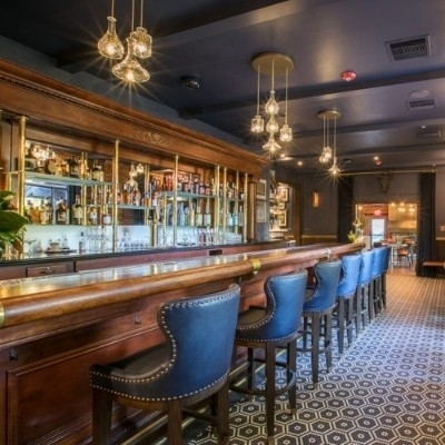 Hall of Fame - Perry Lang Bar