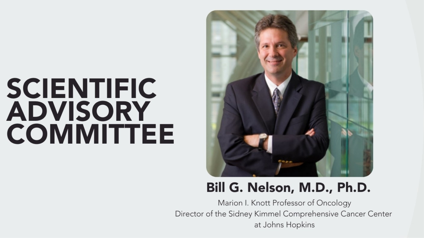 Scientific Advisory Committee - Bill Nelson